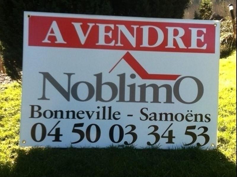 Revenda terreno Samoens 140000€ - Fotografia 1