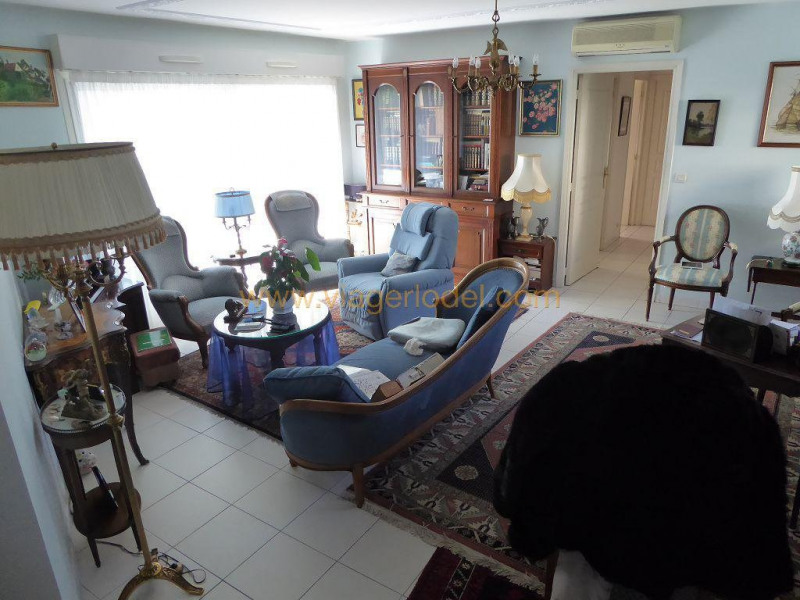 Life annuity apartment Cannes 73 000€ - Picture 1
