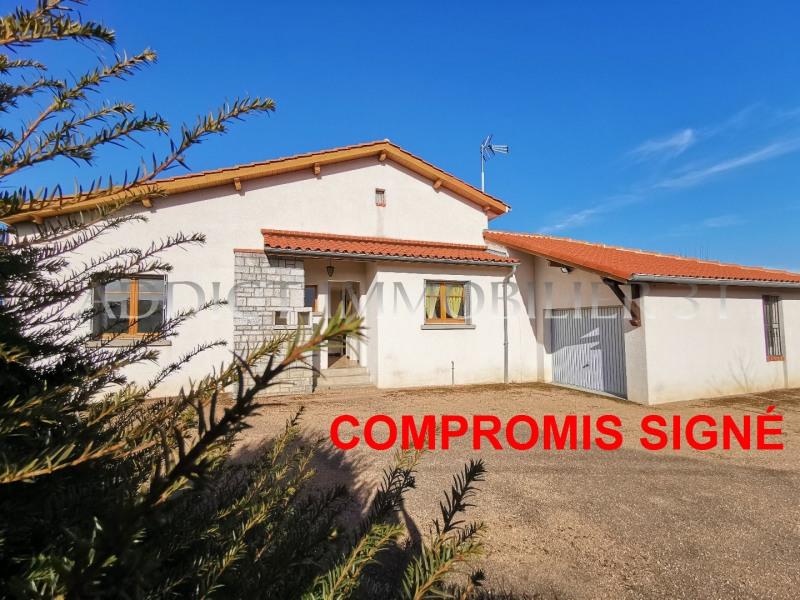 Vente maison / villa Lavaur 180000€ - Photo 1
