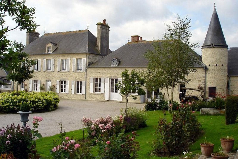 Deluxe sale chateau Ste mere eglise 895 000€ - Picture 1