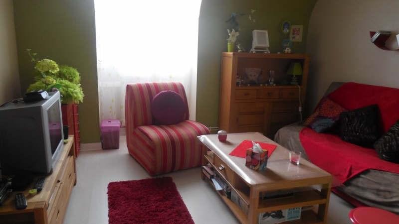 Rental apartment Yvetot 420€ CC - Picture 1