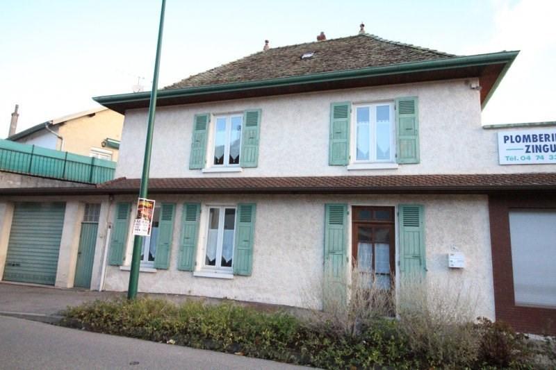 Produit d'investissement maison / villa Les avenieres 161000€ - Photo 1