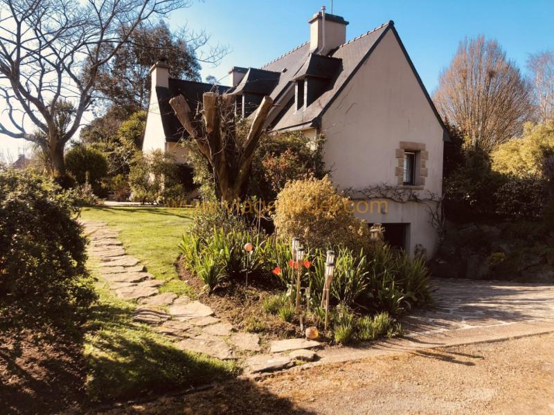 Vitalicio  casa La forêt-fouesnant 145000€ - Fotografía 2