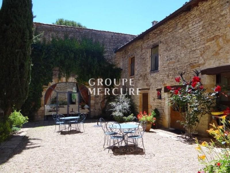 Vente de prestige château Morance 2300000€ - Photo 3