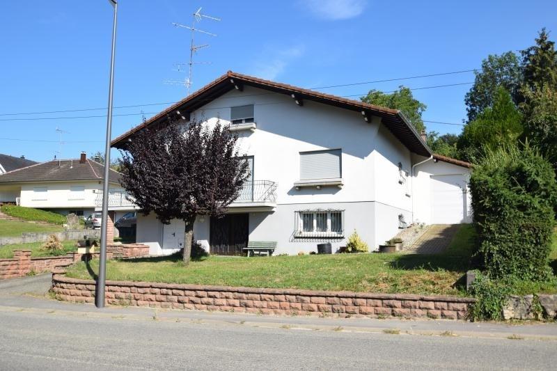 Sale house / villa Steinsoultz 299600€ - Picture 2