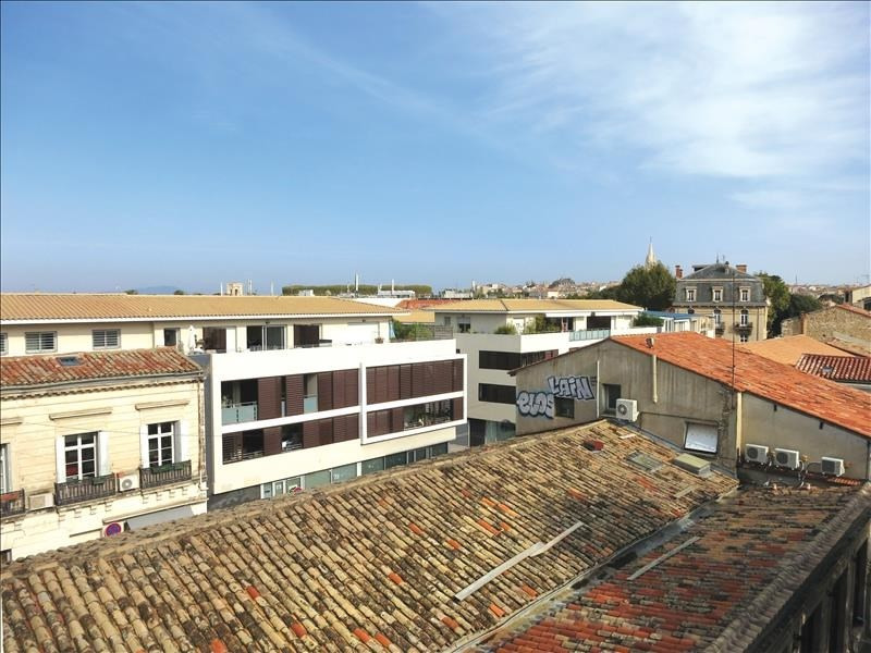 Sale apartment Montpellier 155 000€ - Picture 1