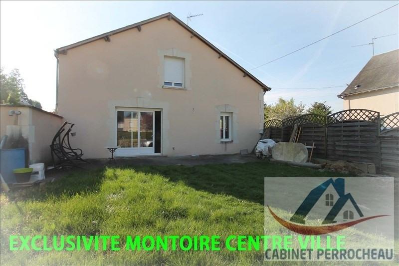 Sale house / villa Montoire sur le loir 193500€ - Picture 1