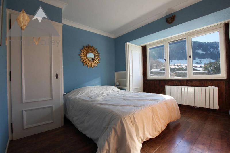 Vente de prestige appartement Megève 997500€ - Photo 6