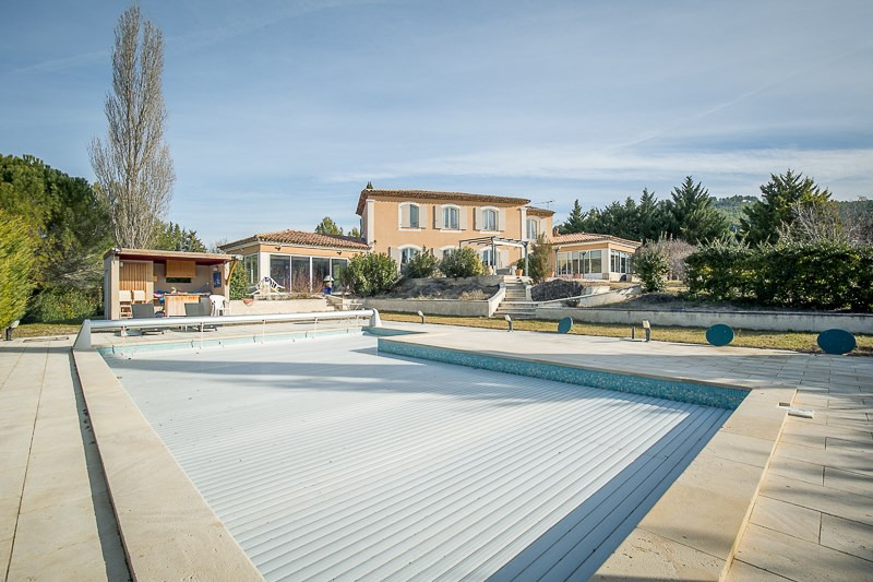 Verkauf von luxusobjekt haus Rognes 1090000€ - Fotografie 5
