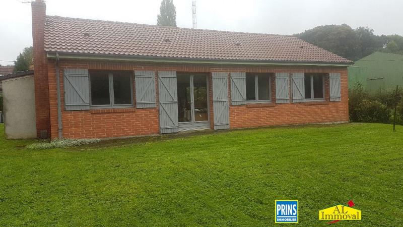 Vente maison / villa Erny saint julien 141000€ - Photo 2