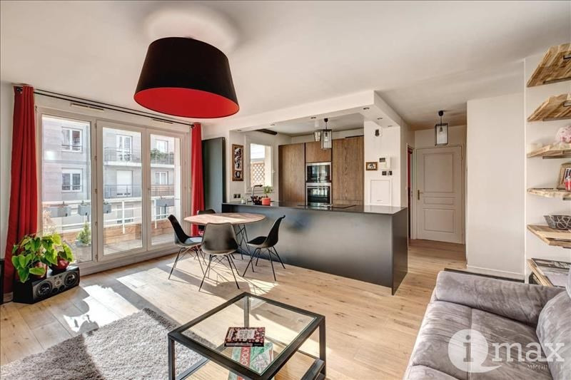 Sale apartment Courbevoie 379 000€ - Picture 2