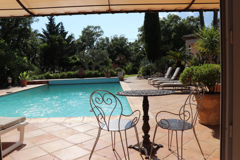 Vacation rental house / villa Grimaud 5 000€ - Picture 26