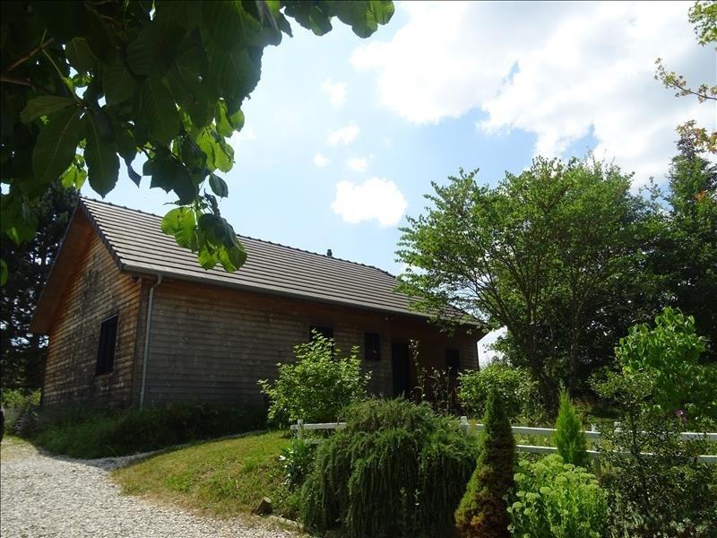 Sale house / villa La villeneuve-au-chene 215000€ - Picture 2