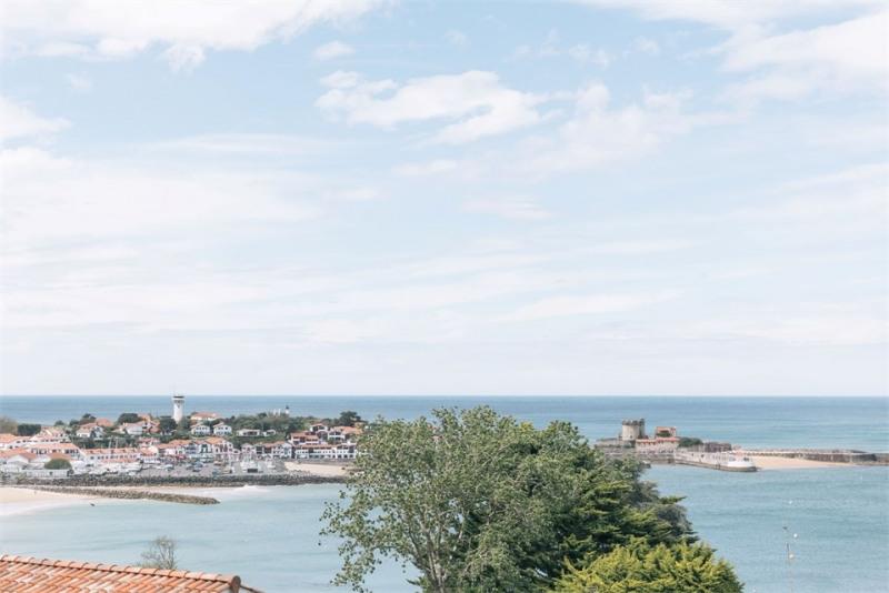 Alquiler vacaciones  casa Ciboure 4030€ - Fotografía 3