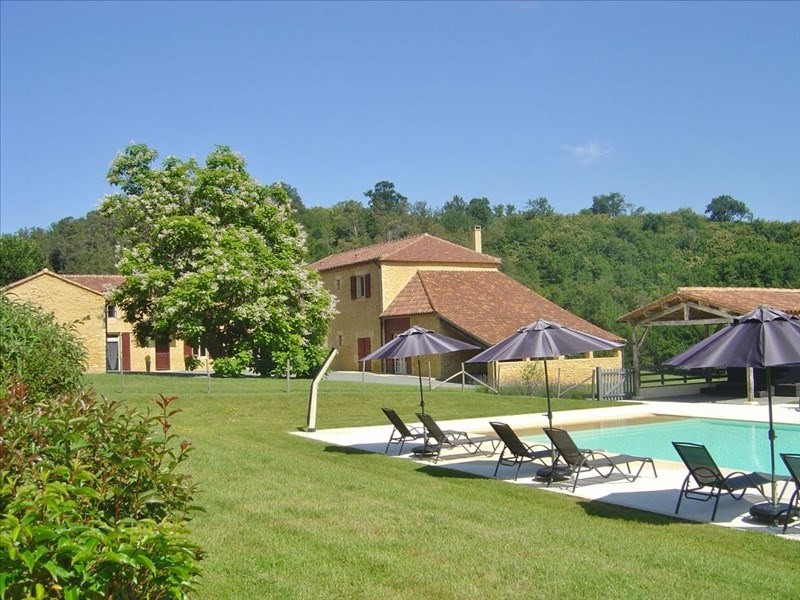 Deluxe sale house / villa Larzac 1200000€ - Picture 2