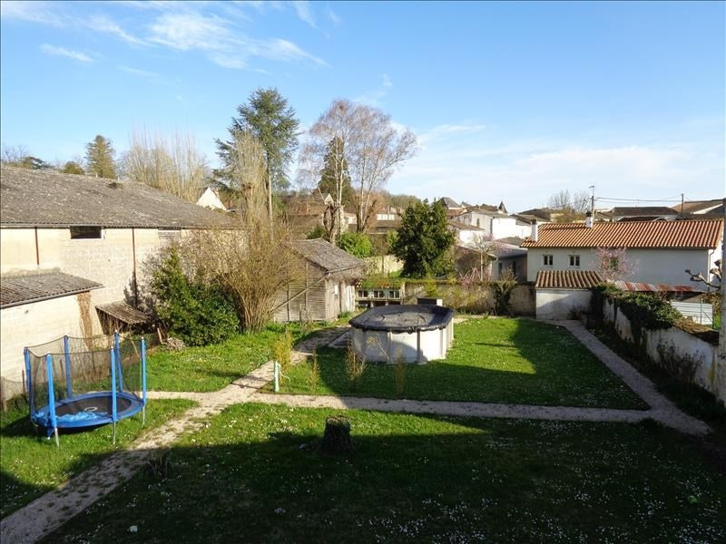 Vente maison / villa La mothe st heray 126000€ - Photo 7