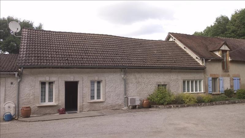 Sale house / villa St hilaire 155000€ - Picture 1