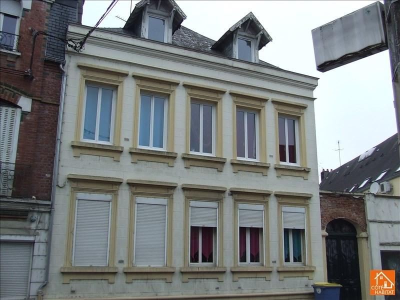 Sale building Hirson 135000€ - Picture 1