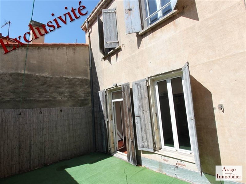 Sale house / villa Rivesaltes 118 000€ - Picture 2