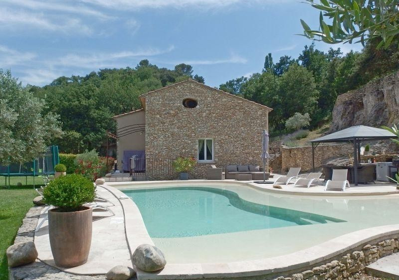 Vente de prestige maison / villa Le beaucet 650 000€ - Photo 1