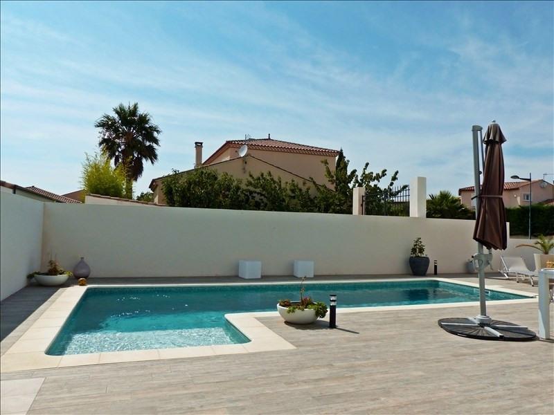 Deluxe sale house / villa Serignan 680000€ - Picture 2