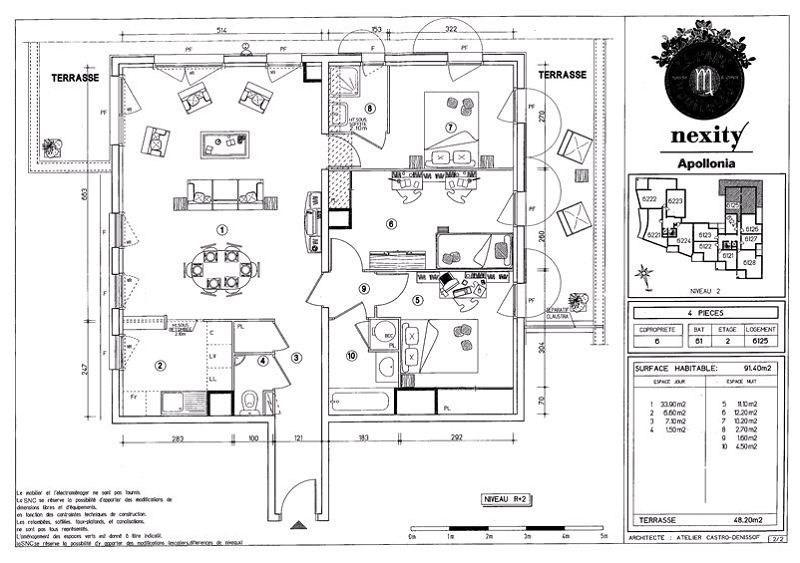 Location appartement Juvisy sur orge 1204€ CC - Photo 3