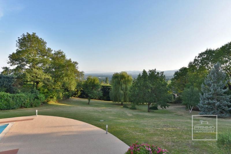 Deluxe sale house / villa Limonest 995000€ - Picture 2