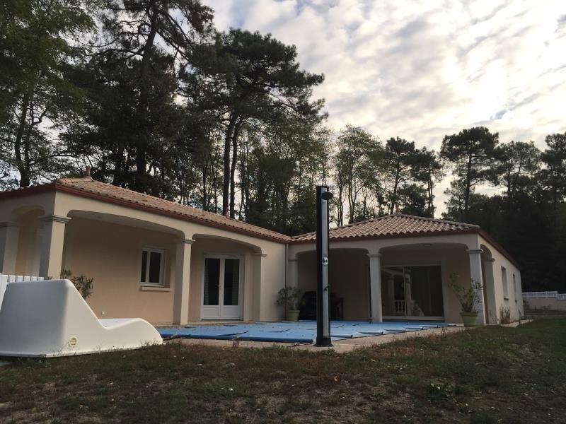 Sale house / villa Jard sur mer 462500€ - Picture 1