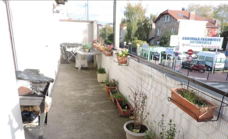 Vente appartement Clamart 332000€ - Photo 7