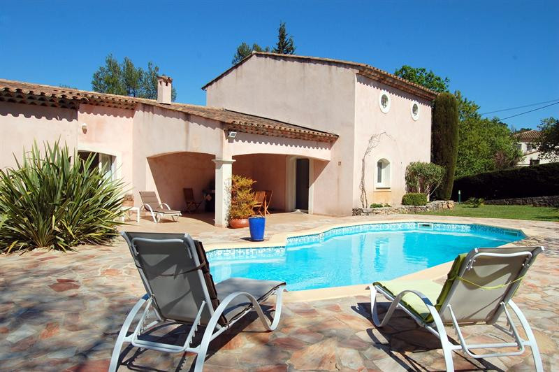Deluxe sale house / villa Fayence 695 000€ - Picture 3