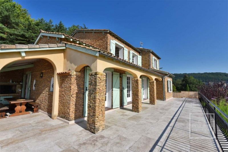Deluxe sale house / villa Couzon au mont d or 950 000€ - Picture 3