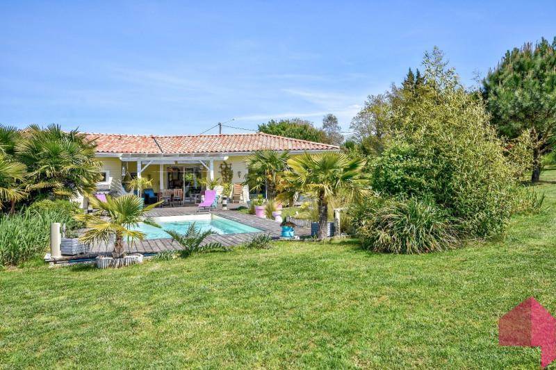 Vente maison / villa Ayguesvives 450000€ - Photo 1