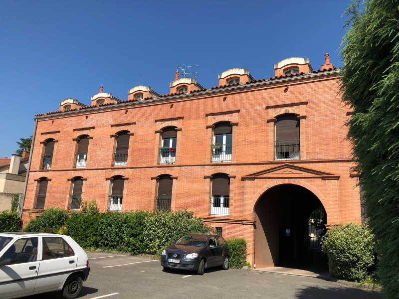 Sale apartment Toulouse 129 500€ - Picture 1