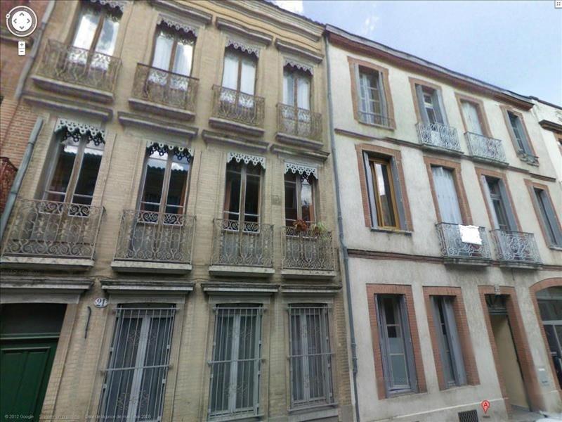 Alquiler  apartamento Toulouse 390€ CC - Fotografía 1