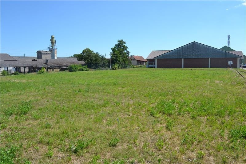 Vente terrain Bennwihr-gare 315 000€ - Photo 1
