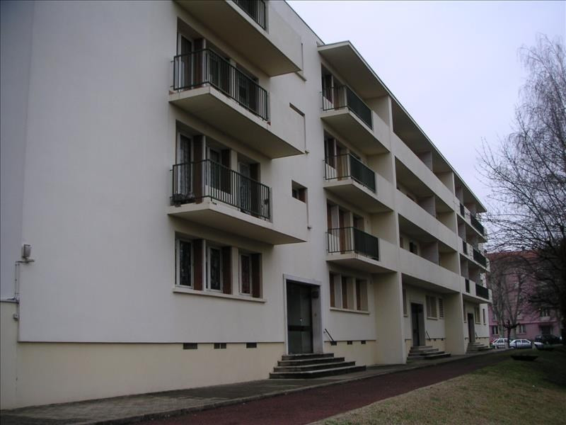 Rental apartment Roanne 565€ CC - Picture 1