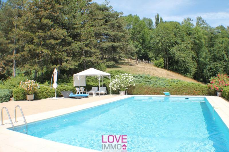 Vente de prestige maison / villa Moirans 610000€ - Photo 1