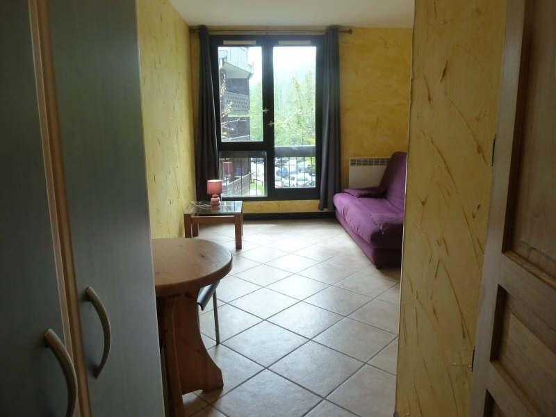 Vente appartement Chamonix mont blanc 125000€ - Photo 1