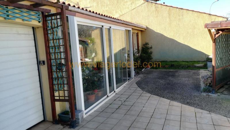 Vendita nell' vitalizio di vita casa Castres 22500€ - Fotografia 4