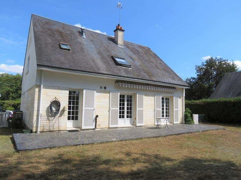 Sale house / villa Veigne 304900€ - Picture 11