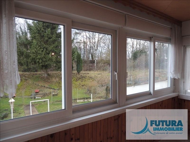 Vente maison / villa Forbach 108000€ - Photo 8