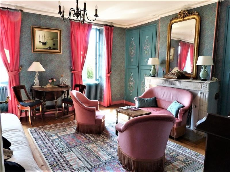 Venta de prestigio  casa St estephe 784000€ - Fotografía 8