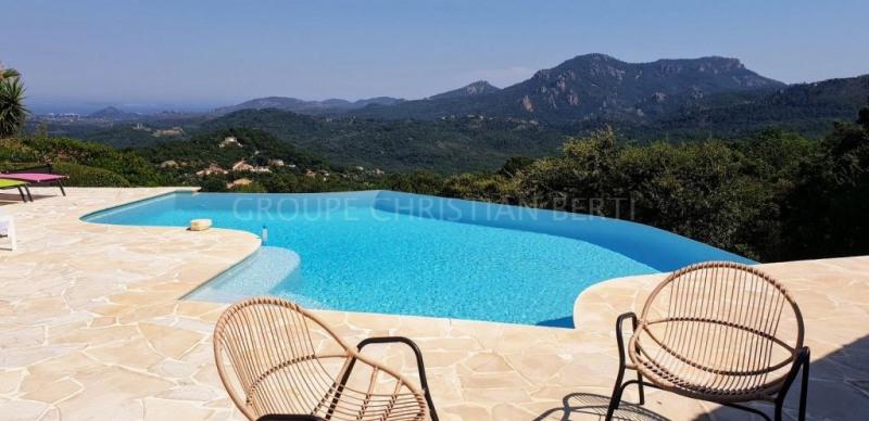 Vente de prestige maison / villa Les adrets-de-l'estérel 949000€ - Photo 11