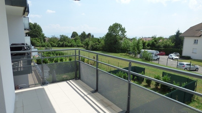 Rental apartment Gex 1 585€ CC - Picture 1