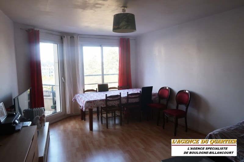 Venta  apartamento Boulogne billancourt 424000€ - Fotografía 4