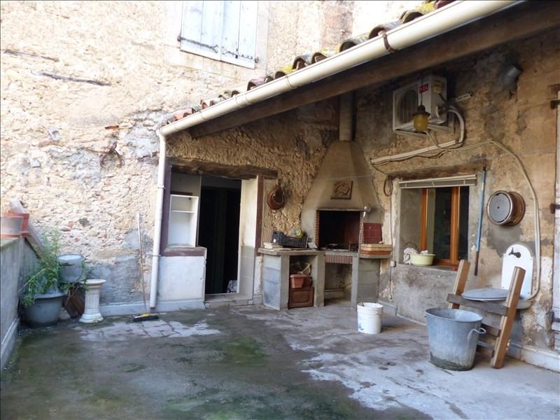 Vente maison / villa Corneilhan 87500€ - Photo 2