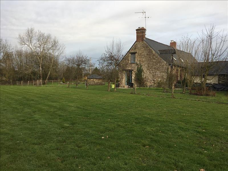 Sale house / villa Retiers 258637€ - Picture 2