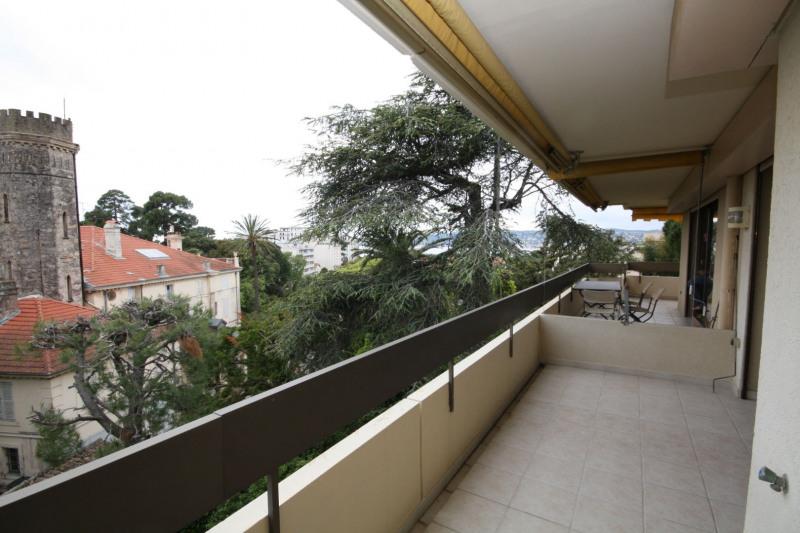 Rental apartment Cap d'antibes 1200€ CC - Picture 5