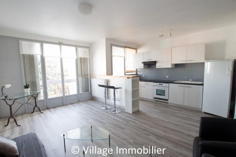 Produit d'investissement appartement Bron 123000€ - Photo 2