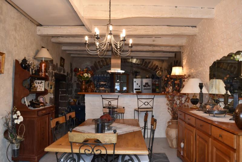 Sale house / villa Vals les bains 490000€ - Picture 4